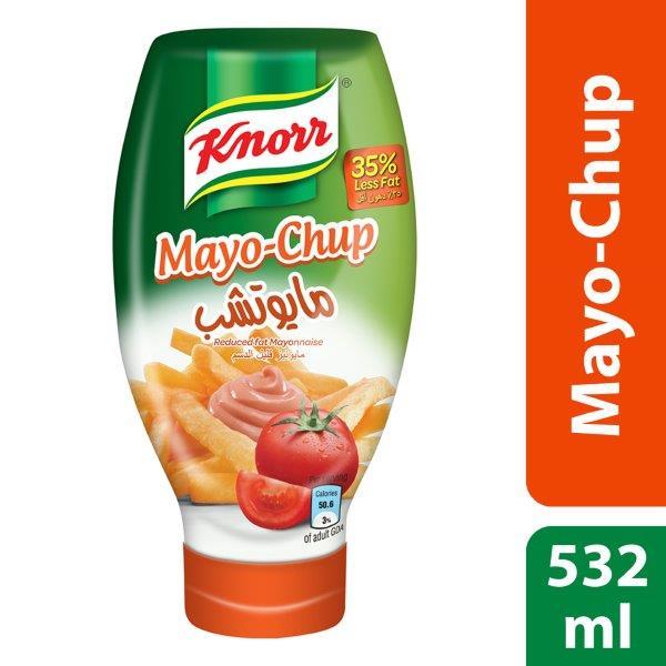 Knorr Mayochup, 532ml