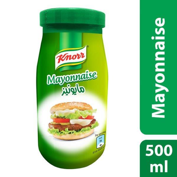Knorr Mayonnaise, 500ml