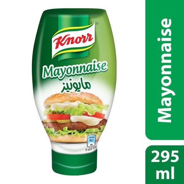 Knorr Mayonnaise, 295ml