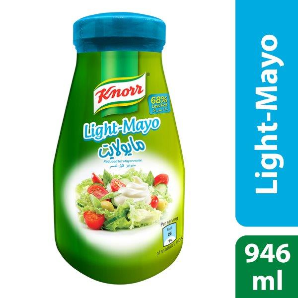 Knorr Light Mayonnaise, 946ml