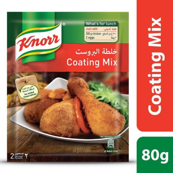 Knorr Side Dish Regular Coating Mix, 80g