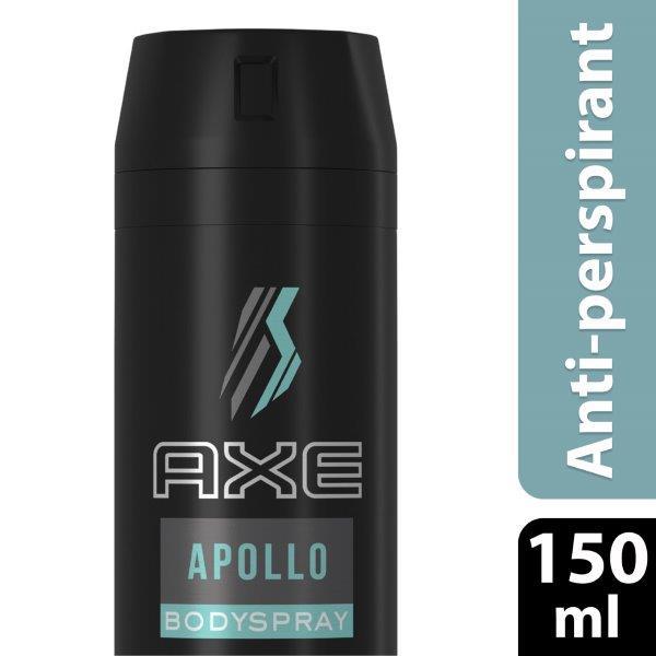 Axe Bodyspray for Men Apollo, 150ml