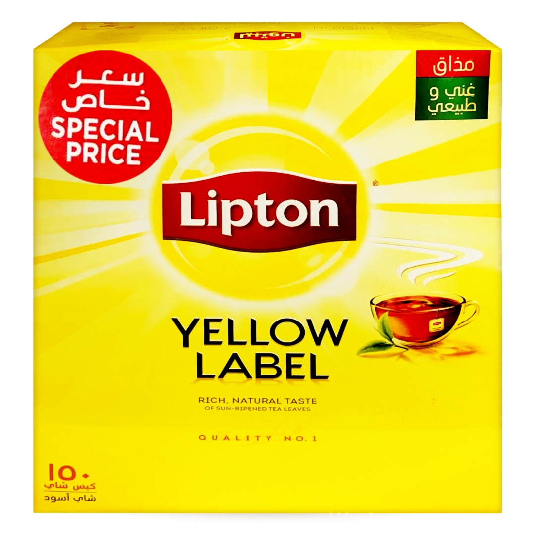LIPTON 2G YLTB 150'S FRESH @SPECIAL PRICE