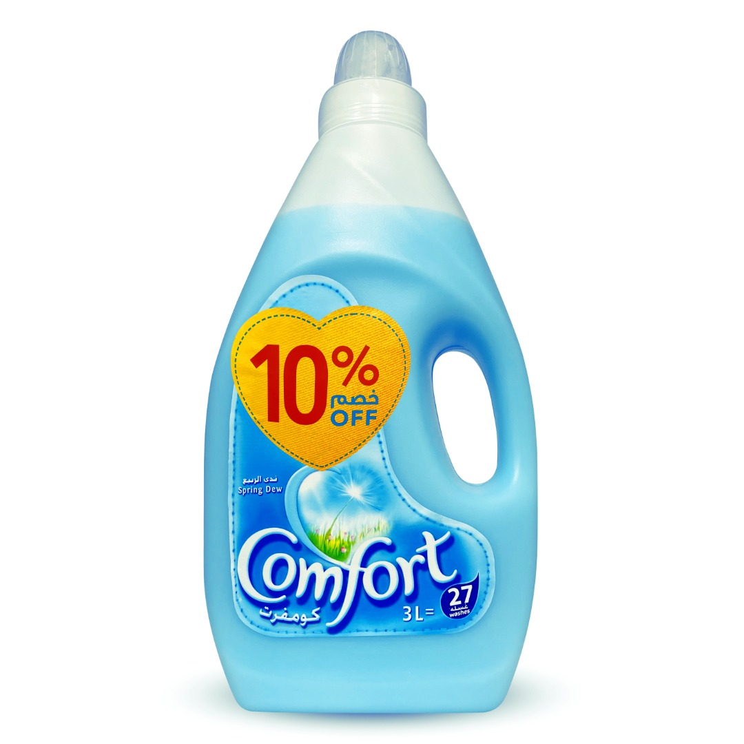 COMFORT DILUTE 3L SPRING DEW (BLUE) @10% OFF