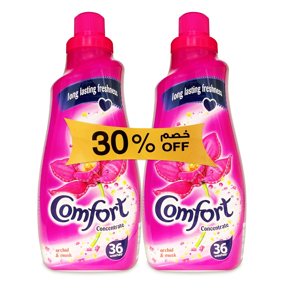 COMFORT CONC 1440ML ORCHID & MUSK TP@30% OFF