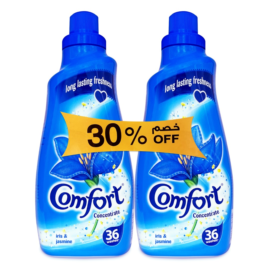 COMFORT CONC 1440ML IRIS & JASMIN TP@30% OFF