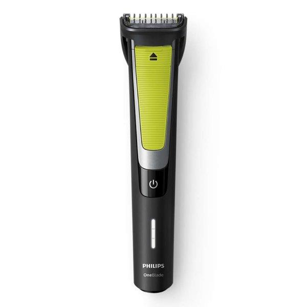 Shaver OneBlade Pro, Trim, edge and shave any length of hair,  9-length precision comb