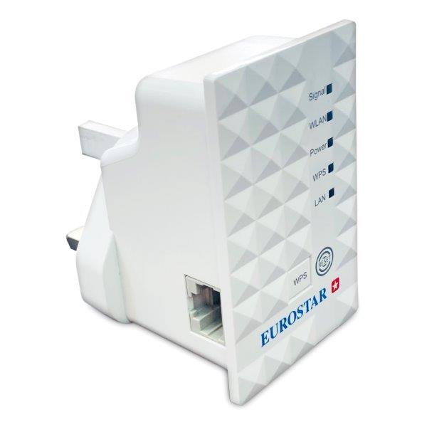 Eurostar WiFi RANGE EXTENDER/REPEATER