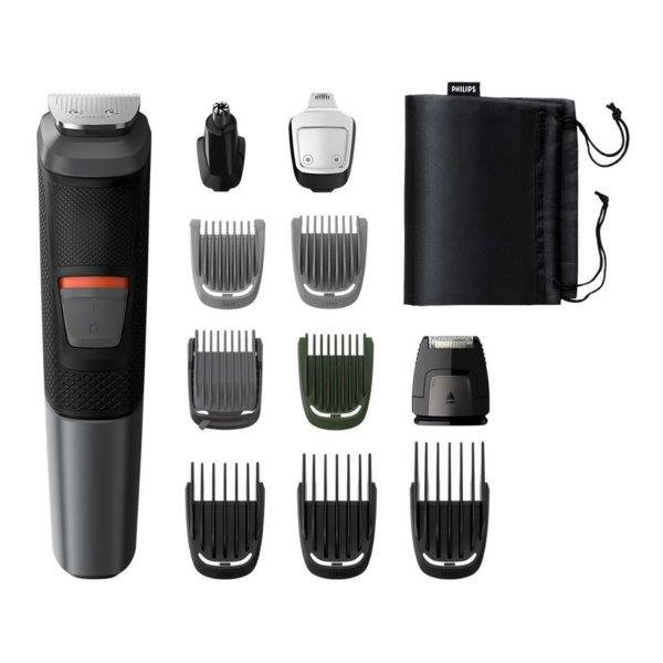 PHILIPS Multigroom Set, 11-in-1, Face, Hair and Body, Upto 80 min runtime
