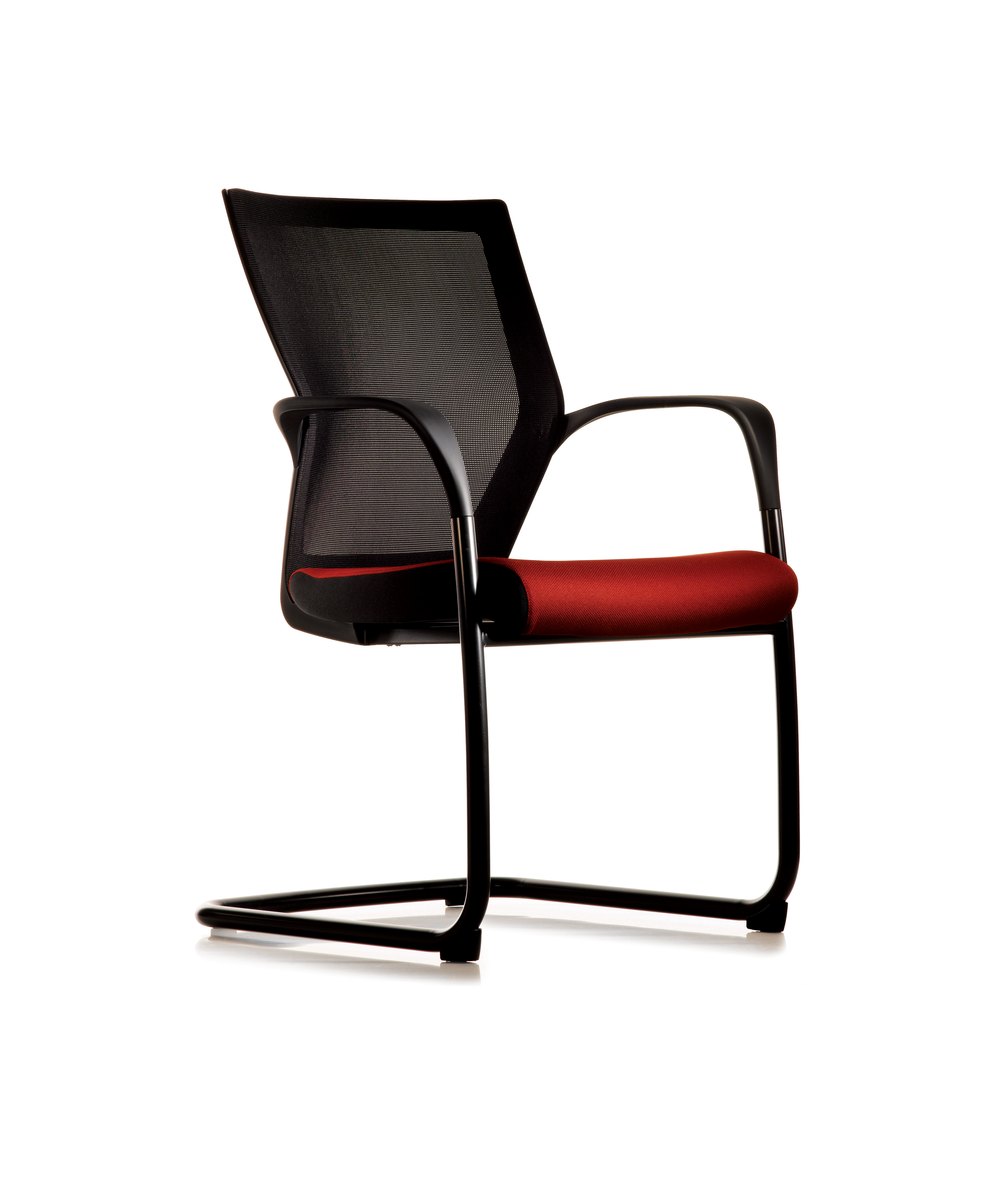 CANTILEVER VISITOR CHAIR