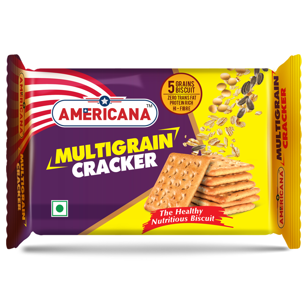 Americana Multigrain Cracker 66 g