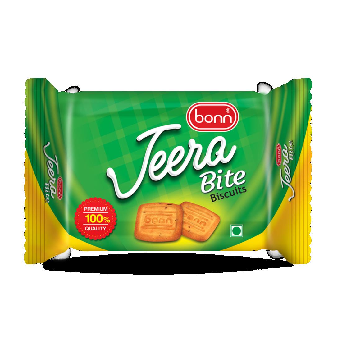 Bonn Jeera Bite Biscuits