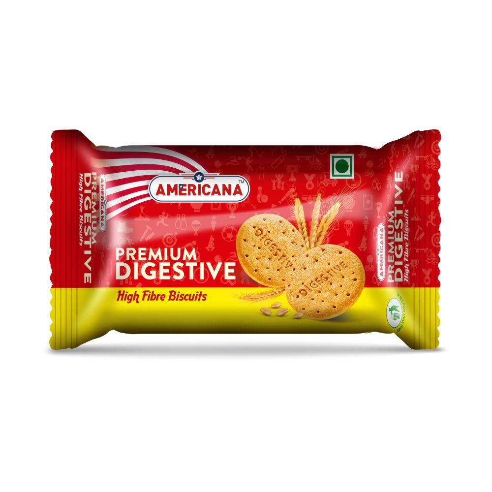 Americana Digestive Biscuits