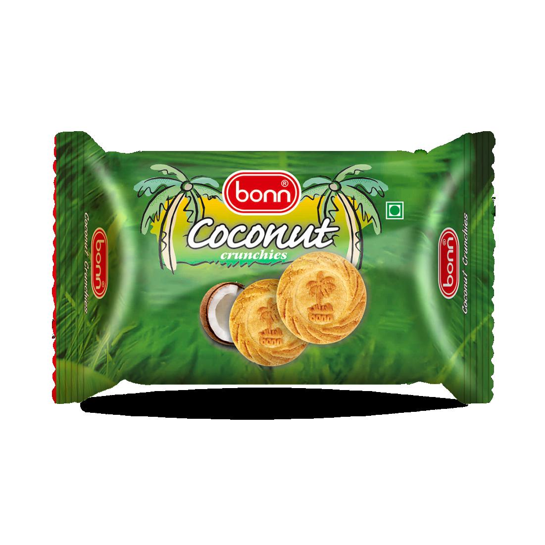 Bonn Coconut Crunch Biscuits, 80 g Pack