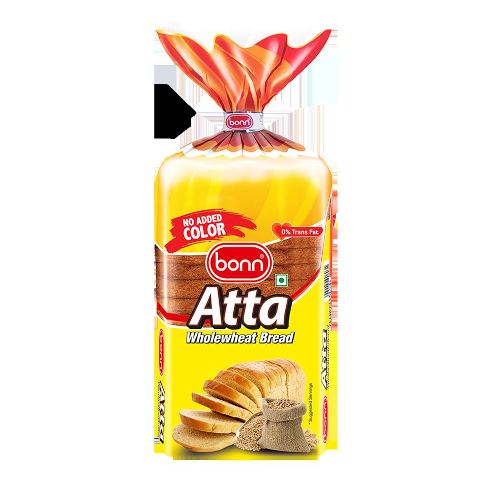 Bonn Atta Bread 400gm