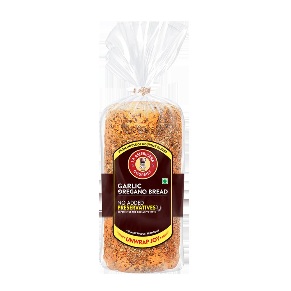 La Americana GARLIC OREGANO BREAD 250 g