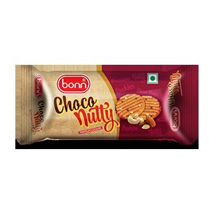 Bonn Choco Nutty Premium Cookies 50g