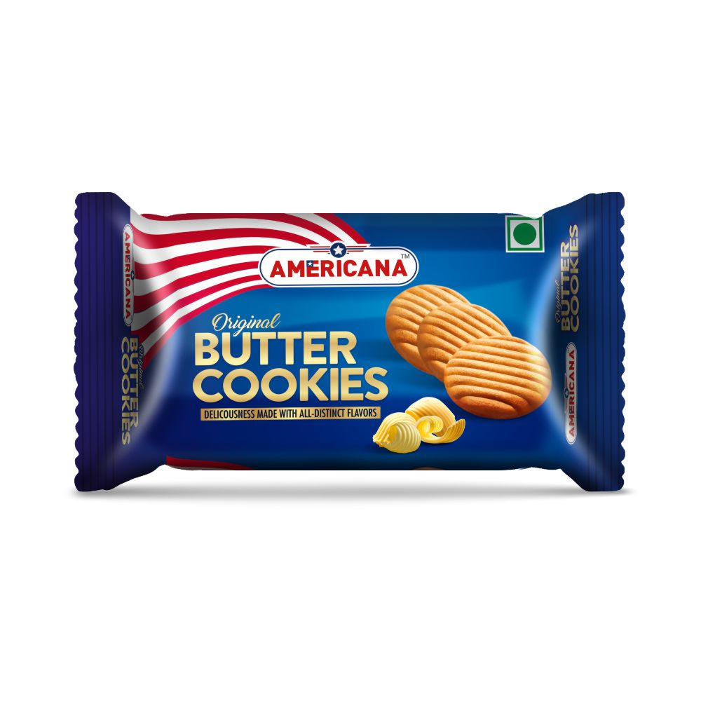Americana Butter Cookies