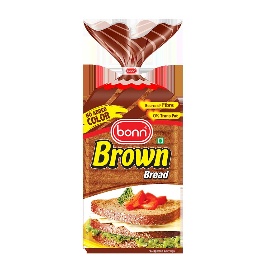 Bonn Brown Bread 400g