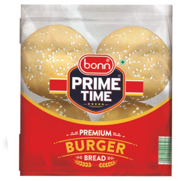 Bonn Prime Time Premium Sesame Burger 225g