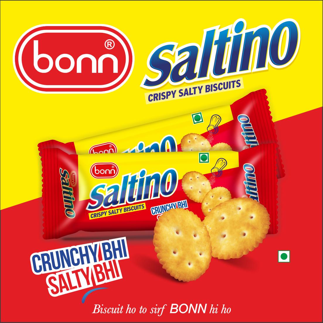 Bonn Saltino Biscuits