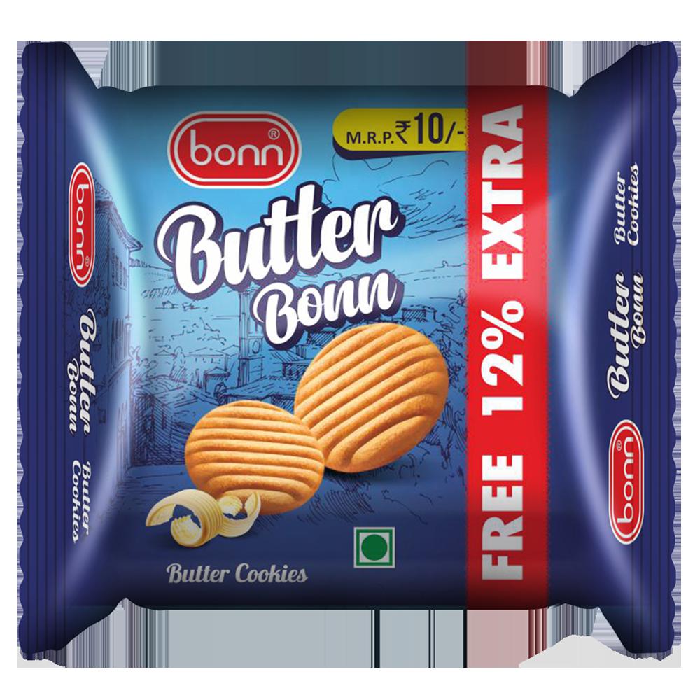 Butter Bonn Butter Cookies