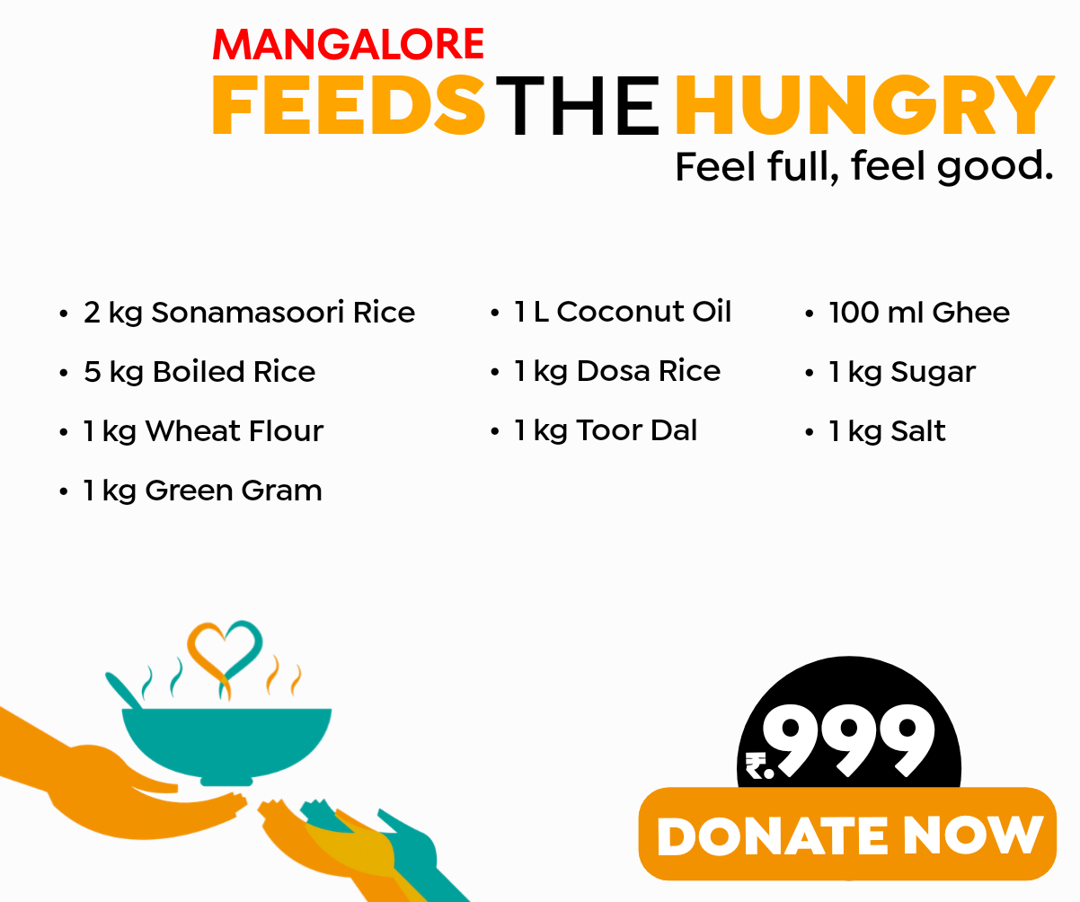 Mangalore Feeds the Hungry