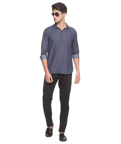 Men's Classic Denim Shirt