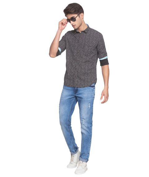 Trendy Printed Shirt