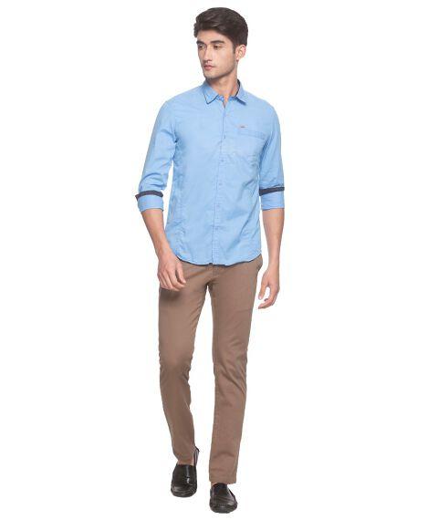Smart Cotton Casual Shirt