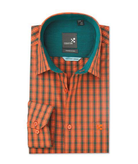 Bright Checks Shirt