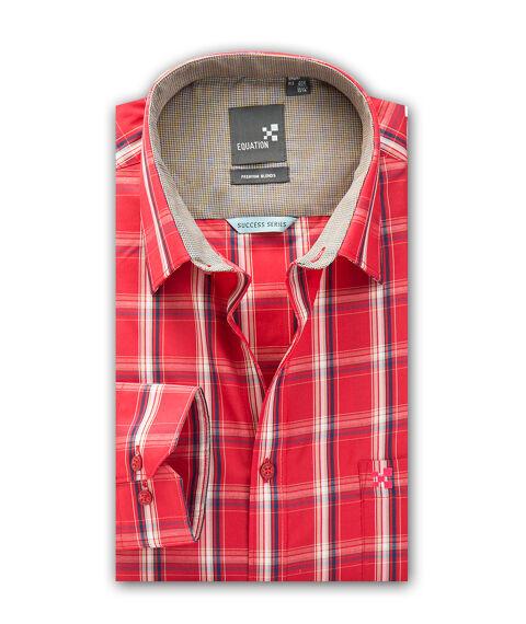 Men's Smart Checks Shirt