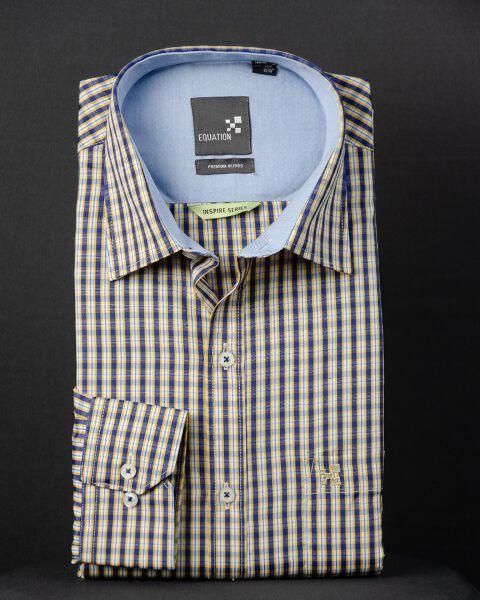 Smart Checks Shirt