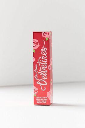Red Rose Lime Crime Velvetine Matte Lipstick