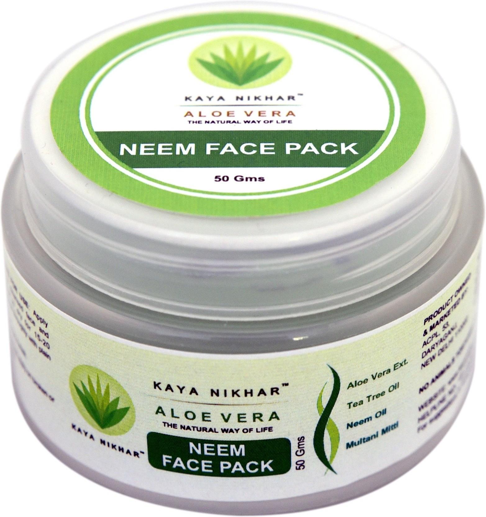 Kaya Face Mask