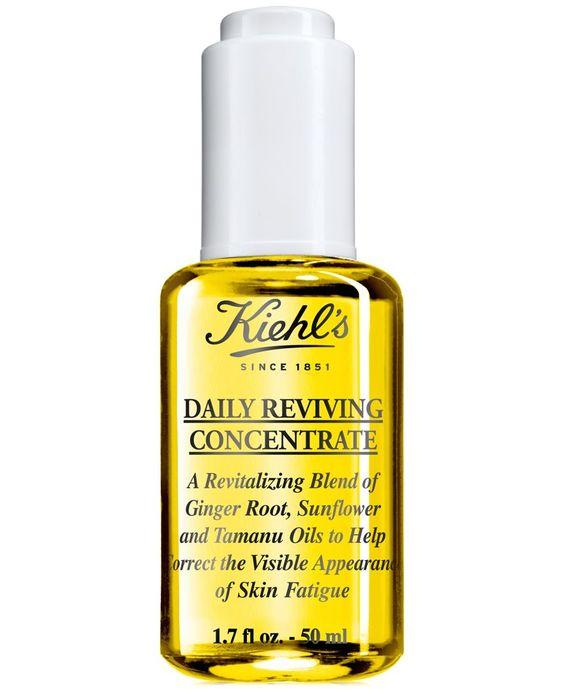 kiehls face oil