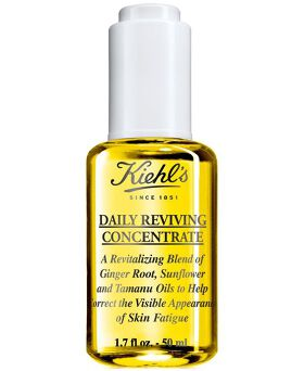 kiehls face oil