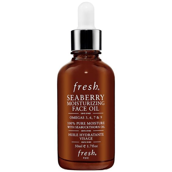 Seaberry face oil