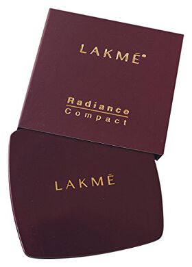 Lakme Radiance Complexion Compact, Pearl, 9 g