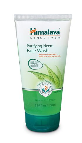 Himalaya Herbals Purifying Neem Face Wash, 150ml