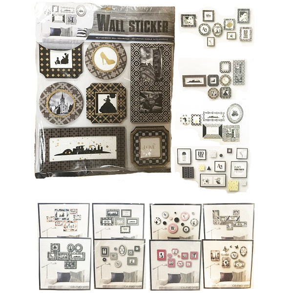 EVA Wall Decor 3D Photo Frame Home Style