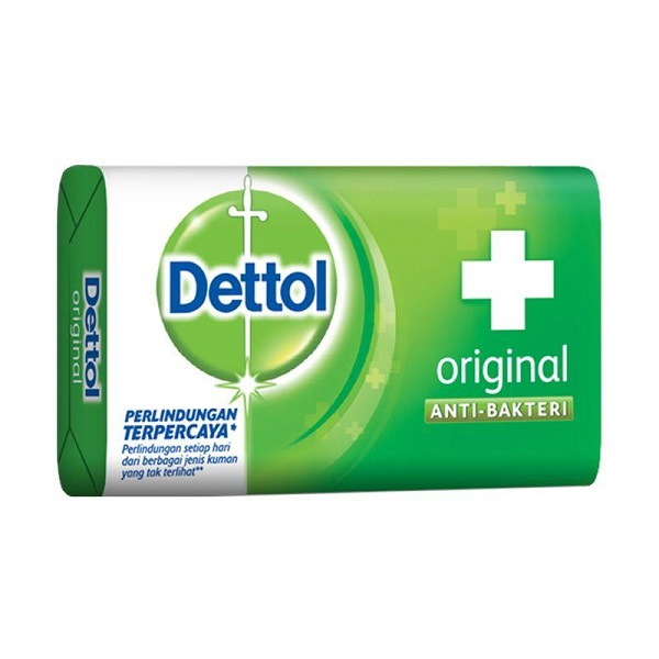 Dettol Soap 3PK 100g Original