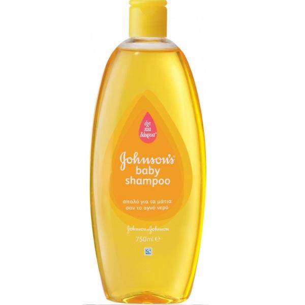 JJ Shampoo 750ml Regular