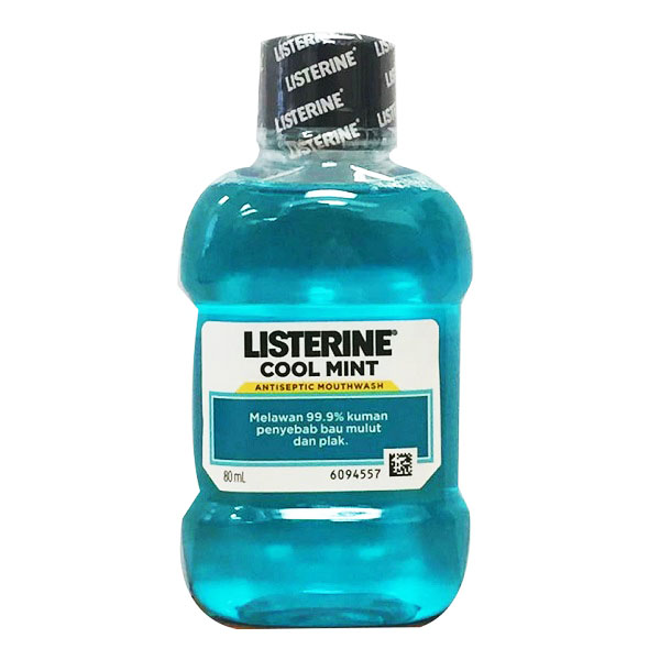 Listerine 80ml Cool Mint
