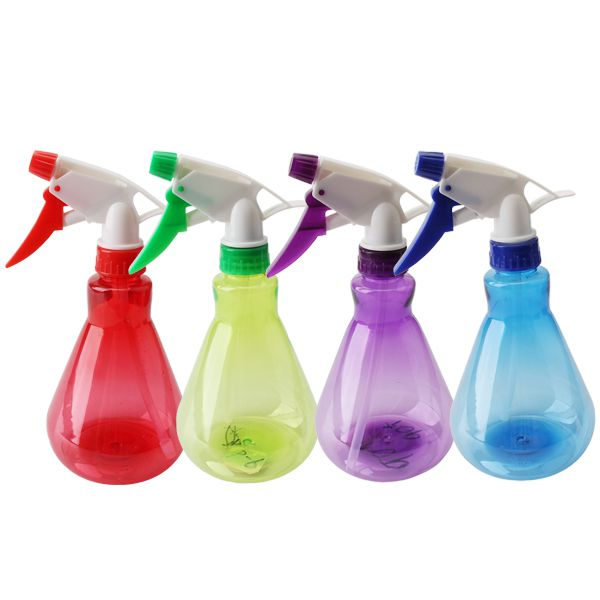 Ideal Home Plastic Spray Bottle 500ml Clear