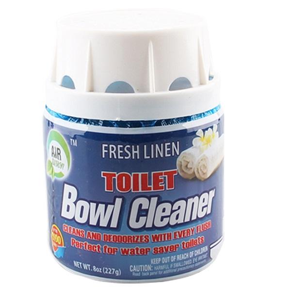 Air Fusion Bowl Cleaner & Freshener 8oz Fresh Linen