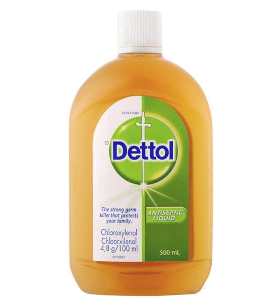 Dettol Liquid Cleaner 550ml