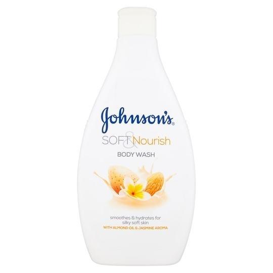 Johnson's Body Wash 400ml Nourishing