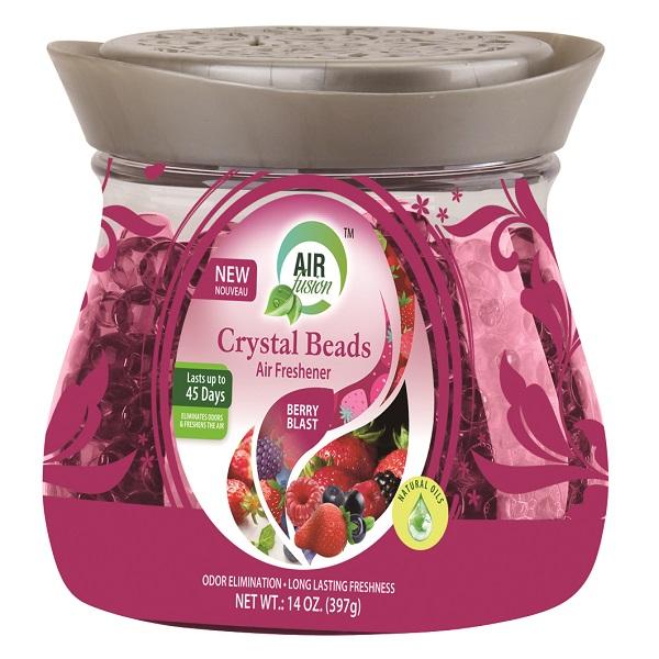 Air Fusion Crystal Beads 14oz Berry Blast