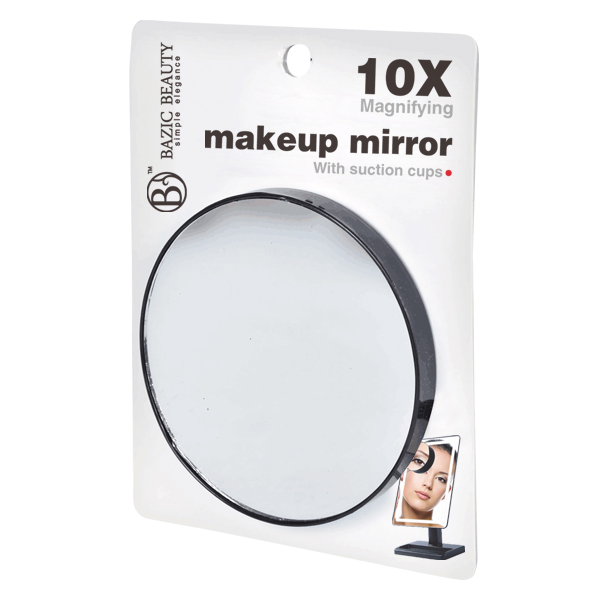 Bazic Beauty Suction Mirror 10x
